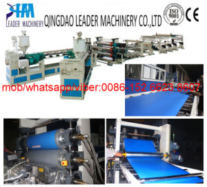 PP Stationery Decoration/Print Sheet Extrusion Line pictures & photos