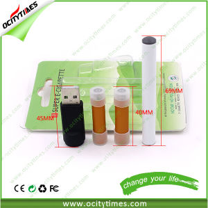Oictytimes Mini Cigarette/ Disposable Electronic Cigarette with Disposable Cartridge pictures & photos