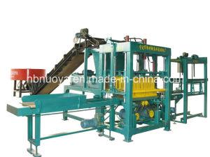 Semi-Automatic Brick Cement Block Machine