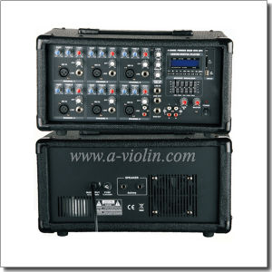 6 Channel Mobile Power Professional Audio Amplifier (APM-0630BU) pictures & photos