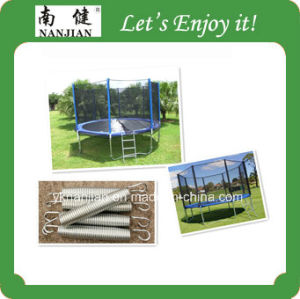 Cheap Hot Sale Round Fly Bed Trampoline Bed From China pictures & photos