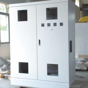 Germany Machine Custom Sheet Metal Electrical Switchgear (GL029) pictures & photos