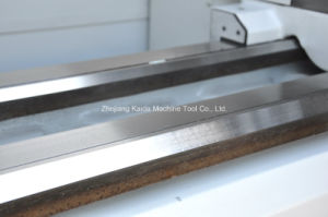 Flat One Piece of Bed Stand CNC Lathe Ck6150zx pictures & photos