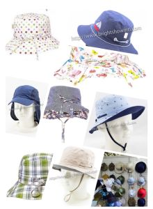 Fashion Outdoor Customized Traveling Sun Beach Bucket Hat pictures & photos