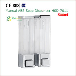 Manual ABS Liquid Soap Dispenser Hsd-F7011 pictures & photos