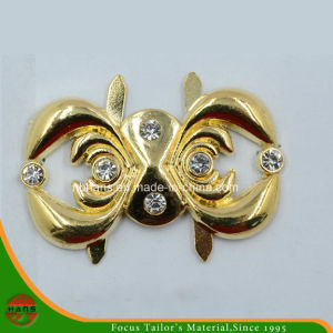 Fashion Metal Lady Shoe Buckle (YK-011) pictures & photos