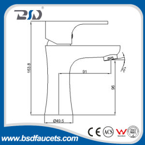 New Arrival Sanitary Ware Factory Supplied Basin Faucet pictures & photos