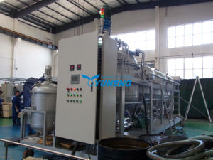 Black Oil Recycling Regeneration System (get yellow oil) pictures & photos
