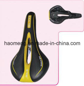 Comfortable BMX Bicycle Saddle with PU Material pictures & photos