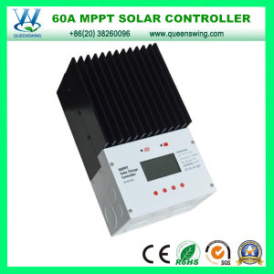 12/24/36/48V 60A MPPT Solar Power System LCD Regulator (QW-MT4860A) pictures & photos