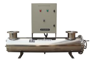 Automatic Cleaning UV Water Sterilizer for Shrimp Farming pictures & photos
