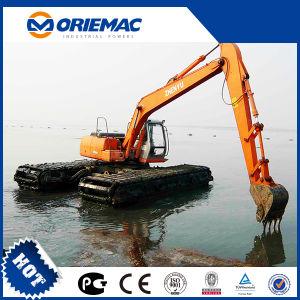Long Boom Reach Amphibious Excavator HK300SD pictures & photos