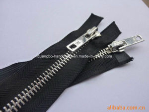 Custom Plastic Close/Open End Zipper pictures & photos
