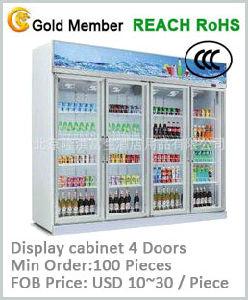 Display Cabinet 4doors
