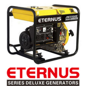 Backup 3kw Power Generator Set (BM3500XE) pictures & photos