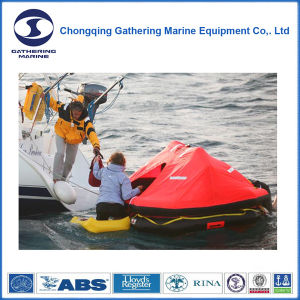 Solas Approved Throw-Overboard Inflatable Life Raft pictures & photos