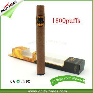 Wholesale Price 1800 Puffs Disposable E Cigarette E Cigar pictures & photos
