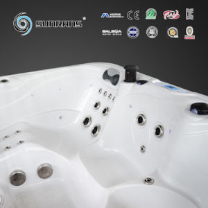 Sunrans New Arrival Good Quality Hot Sale Cheap Discount Outdoor for 5 Person Hot Tubs pictures & photos