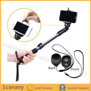 New Monopod with Bluetooth Remote Selfie Monopod Yunteng 1288 pictures & photos
