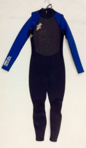 Men′s Long Neoprene Surfing Wetsuit (HX15L58) pictures & photos