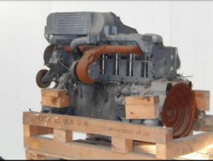 6 Cylinder Bf6l914 Air Cooled 150HP Deutz Engine pictures & photos