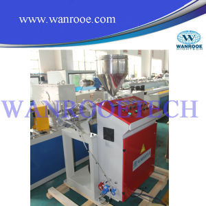 Small Single Screw Plastic Extruder Machine pictures & photos