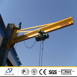 China Brand Bx Model Wall Type Jib Crane 0.25t
