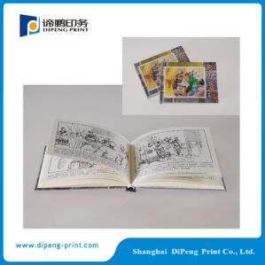 A4 Perfect Binding Full Color Printing Book pictures & photos