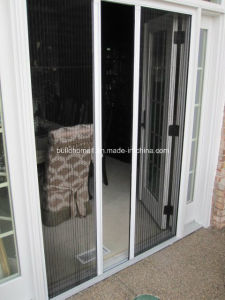 External French Door Retractable Flyscreen pictures & photos