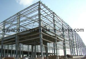 Steel Frame Construction /Steel Building/Workshop pictures & photos