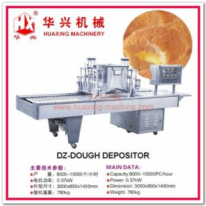 Dz-Dough Depositor (Depositing Machine For Custard Cake) pictures & photos