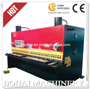 QC11y-12*2500 Sheet Metal Shearing Machine pictures & photos