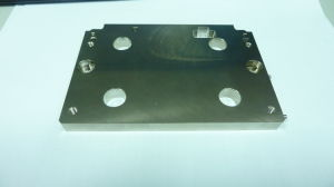 Precision Aluminium/Aluminum /Machine/Machined CNC Machining Part pictures & photos
