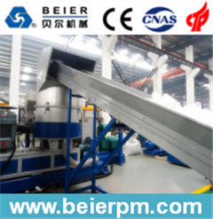 140-180kg/H Cold Strand PE/PP Plastic Film/Bag Recycling and Pelletizing/Granulation Agglomeration Production Line pictures & photos