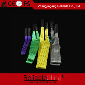 Cargo Lifting Flat Webbing Sling pictures & photos