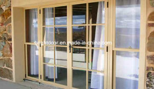 Double Patio Door, Aluminium French Doors pictures & photos