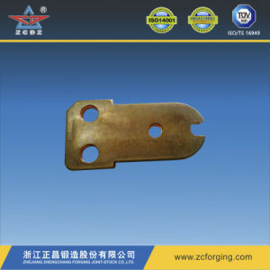 Copper Alloy Plate by Hot Forging pictures & photos
