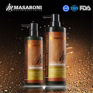 Hair Conditioner with Argan Oil and Collagen for Dried and Damaged Hair pictures & photos
