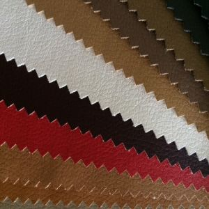 PU Leather for Sofa Bags pictures & photos