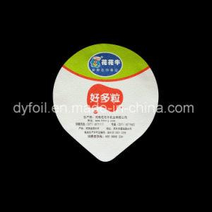 PP Film Laminated Aluminium Foil Seal for Yogurt Cup pictures & photos