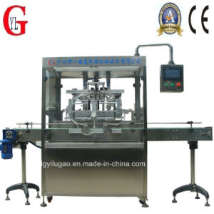 Automatic Servo Piston Filling Machine (YLG-4FC) pictures & photos