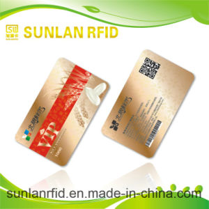 PVC/Pet/PETG Em4200/Tk4100/ S50 Smart Card with Screen Print or Laser Mark Number (SL-0001) pictures & photos