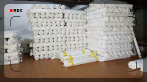 "High Tension Polyester Mesh 16t*165cm (65"") Width Good Quality pictures & photos"