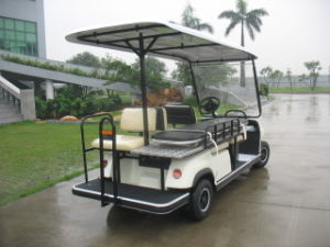 2 Seats Battery Powerful Electric Cart Hospital Transportation pictures & photos