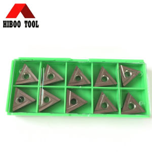 China Manufacturer Best Quality Carbide Turning Inserts pictures & photos