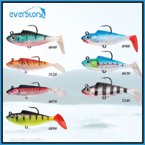 2′/3′/5′ Different Color Soft Lead Fishing Fishing Lure pictures & photos