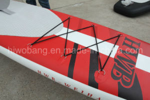 Red Color Inflatable Boogie Board Surfboard for Sale pictures & photos