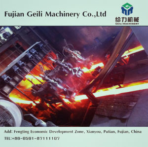 Billet Steel-Making Plant/ Continuous Casting Production Line pictures & photos