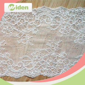Chiffon Rose Flower Lace Guipure Lace Fabric Stretch Lace pictures & photos