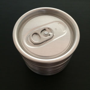 Laos 206rpt#57mm Aluminium Coconut Milk Can Easy Open End pictures & photos